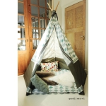 DIY: make your own tipi / teepee tent