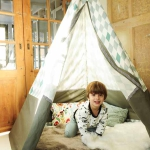 DIY: Pillow for in the Teepee