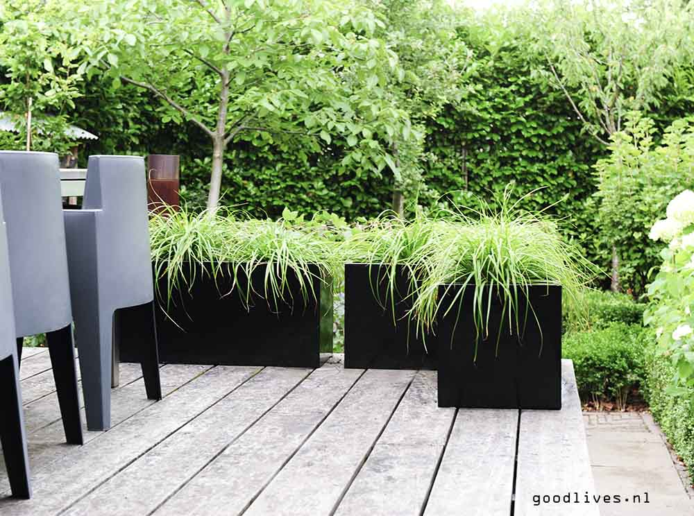 pimp the planter made from fiber clay goodlives. Black Bedroom Furniture Sets. Home Design Ideas